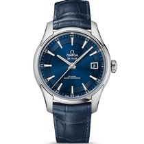 Omega De Ville  Hour Vision Orbis Stainless Steel Mens watch...