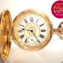 Huguenin & Fils Pocket Watch