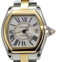 Cartier Roadster 2-tone