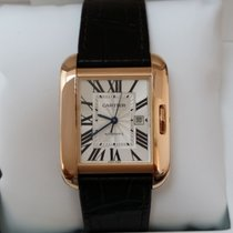 Cartier Tank Anglaise Pink Gold Medium Size [NEW]