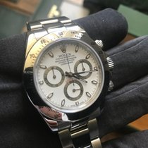 Rolex Daytona Cosmograph 116520 White Dial (F Series) DISCONTI...