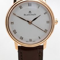 Blancpain Villeret Ultra Slim Ladies Automatic  	6102-3642-55
