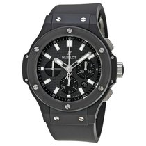 Χίμπλοτ (Hublot) Big Bang Ceramic Black Magic Black Carbonfibe...