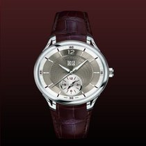 Davidoff Time big date automatic alligator