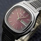 Bulova Swiss Made Stainless Steel Men's Automatic Watch #...