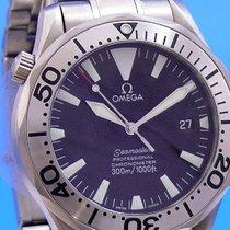 Omega Seamaster Diver 300M Titan Chronometer