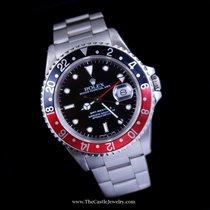 ロレックス (Rolex) GMT-Master II Black & Red Coke Bezel...