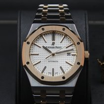 愛彼 (Audemars Piguet) 15400SR.OO.1220SR.01 Royal Oak Automatic...