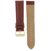 Bros Brown Heavy Calf Strap 20mm