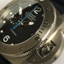 Panerai PAM 614 Luminor Submersible 1950 3 Days Chrono Flyback...