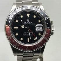 ロレックス (Rolex) GMT MASTER II 16760 FAT LADY YEAR 1982 VERY RARE