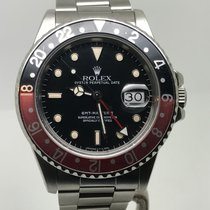 Rolex GMT MASTER II 16760 FAT LADY YEAR 1982 VERY RARE