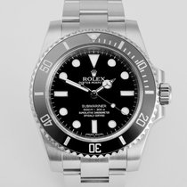 "Rolex Submariner Latest Cerachrom Model ""Rolex Warranty"""