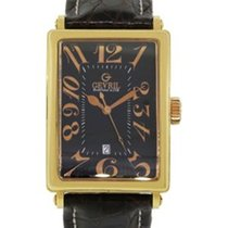 Gevril 18k  Gold 5101 Avenue of Americas Limited Edition Watch