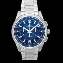 Jaeger-LeCoultre Polaris Chronograph Blue Steel 42mm - Q9028180
