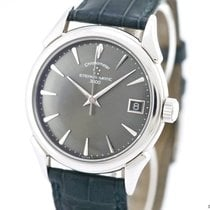 Eterna -Matic Chronometer 950 Platinum Ref-842478 Box Papers...