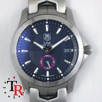 TAG Heuer Link Tiger Woods, like new Box+Papers