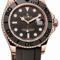 Rolex Yachtmaster 18K Rosegold Ceramic 40mm