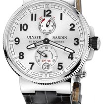 Ulysse Nardin Marine Chronometer Manufacture 43mm 1183-126.61