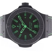 Hublot Big Bang All Black Green Ceramic Automatic