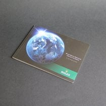 Rolex Service Booklet English 2011