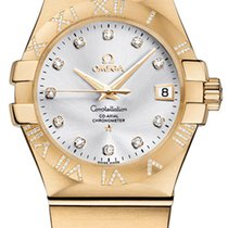 Omega Constellation Co-Axial Automatic 35mm 123.55.35.20.52.004