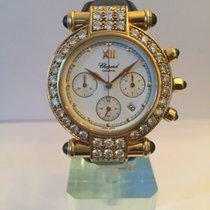 Chopard Imperiale Chronograph  Diamond Bezel and diamond lugs...