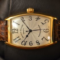 Franck Muller Casablanca in 18k Yellow Gold