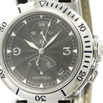 カルティエ (Cartier) Polished Cartier Pasha 38 Power Reserve...