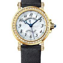 Breguet Brequet Marine 8818 18K Yellow Gold & Diamonds...