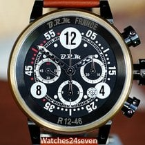 B.R.M Bronze Automatic Chronograph 46mm