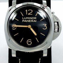 パネライ (Panerai) Luminor 1950 3 Days Limited Edition Black Dial...