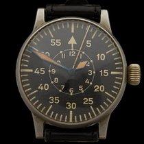 A. Lange & Söhne Luftwaffe Stainless Steel Gents FL 23883...