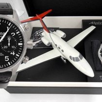 Alpina Mens Alpina Geneve Star Timer Pilot Limited Edition...