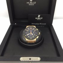 Hublot Big Bang 44 mm Rose Gold / Ceramic 2006 FULL SET