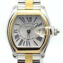 Cartier Roadster 2675 in Gold / Steel