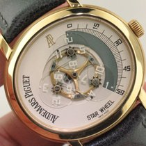 Audemars Piguet 125th Anniversary 18K Yellow Gold Millenary...