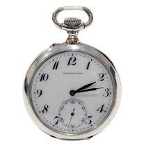 Patek Philippe Gondolo Pocket Watch Silver 52mm