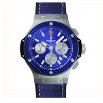 Hublot Classic Fusion 45mm Chelsea Football Club Titanium...