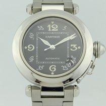 Cartier Pasha Automatic Steel 2324
