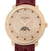 百達翡麗 (Patek Philippe) New  Complications 18 K Rose Gold With...