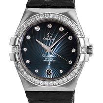 Omega Constellation Women's Watch 123.18.35.20.56.001