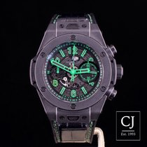 Hublot Big Bang Unico All Black Green 45mm Limited Edition