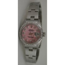 Rolex Datejust Lady's Stainless Steel Model 79160 with...