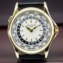 Patek Philippe 5110J-001 5110J-001 World Time 18K Yellow Gold...