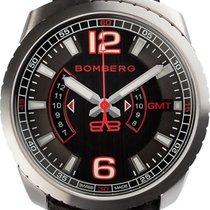 Bomberg Bolt-68 GMT Black Red BS45GMTSP.004.3