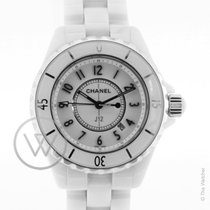 Chanel J12 Quartz 33mm New Full-Set