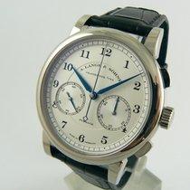 A. Lange & Söhne 1815 Chronograph Whitegold  - Mint -