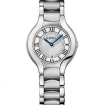 Ebel Beluga Steel Case, Silver Dial with Roman Numerals
