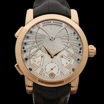 "Ulysse Nardin Stranger ""Music Box"" Chime Date Limited..."